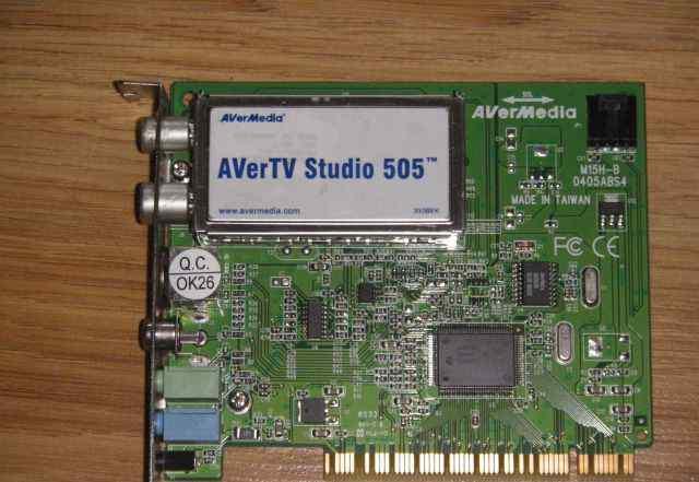 AVerMedia avertv Studio 505