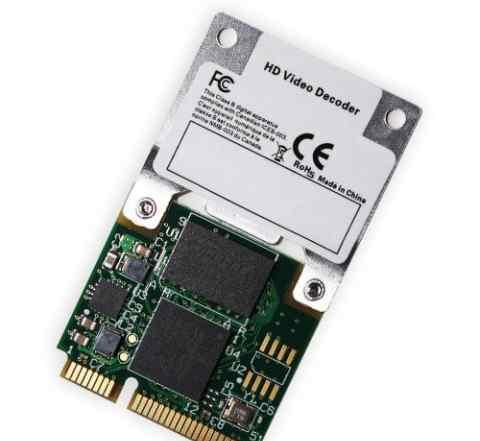 Broadcom BCM70015 Mini Card HD видео декодер