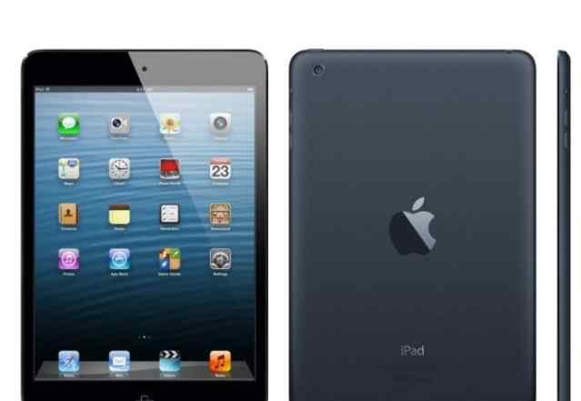Apple iPad mini 64gb Black wi-fi + cellular