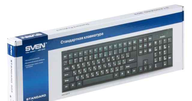 Клавиатура USB Standart 303
