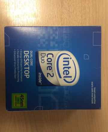Процессор Intel Core 2 Duo E8400 LGA775