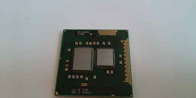 Процессор для ноутбука Intel Core i3-330M