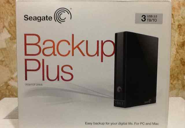 Внешний жесткий диск 3Tb Seagate stdt3000200