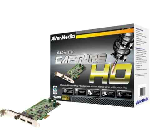 Тв тюнер AverMedia AverTV CaptureHD PCI-E