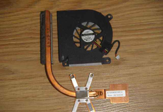 Система охлаждения для Aser Aspire 5680