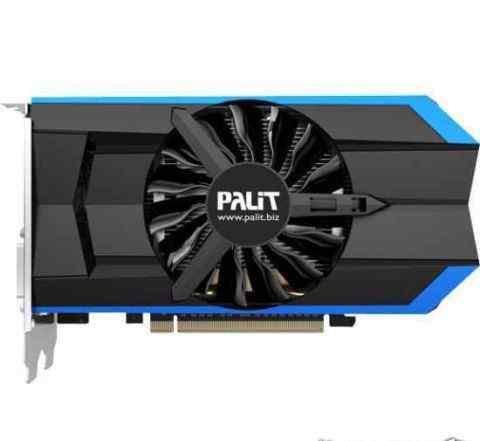 Видеокарта Palit 2048Mb GF GTX 660 2xDVI, hdmi