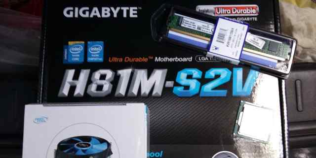 Новый процессор core i3 4150 1150