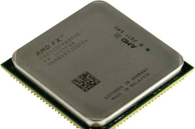 Процессор FX-8320 AM3+