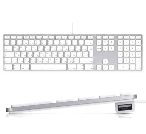 Проводная клавиатура Apple Keyboard