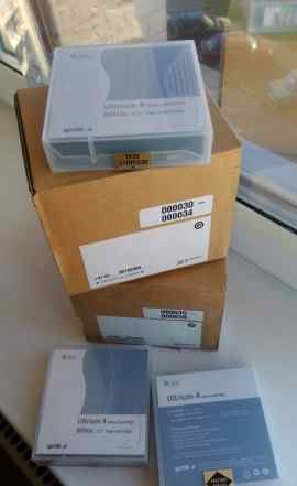 Ultrium 4 Data Cartridge 800/1600 GB