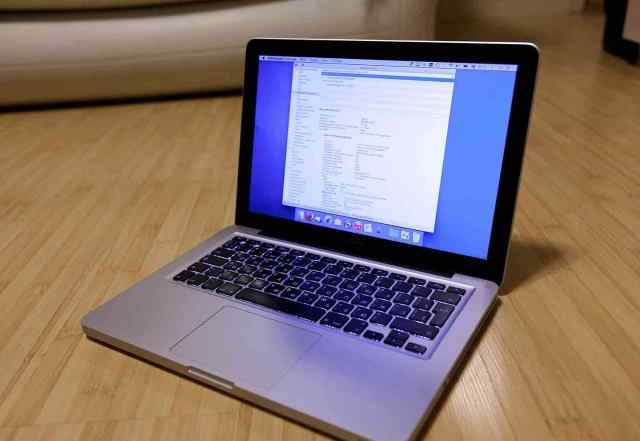 Macbook pro 13 apple
