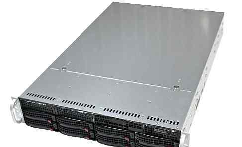 Сервер Supermicro CSE-825TQ