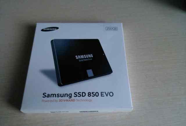 SSD Samsung 850 Evo 250G