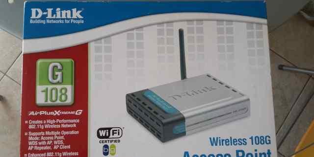Wi-fi модем D-link