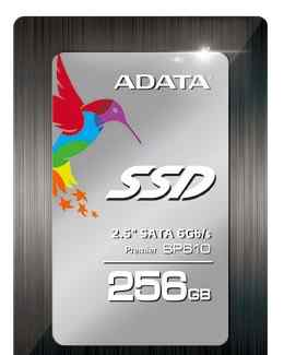 Ssd adata premier sp610 256Gb