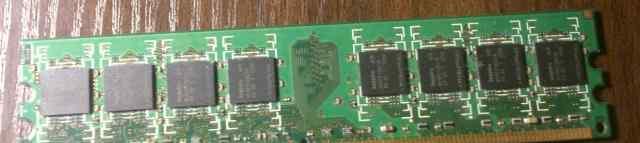 Оперативная память DDR2 Hynix 1GB