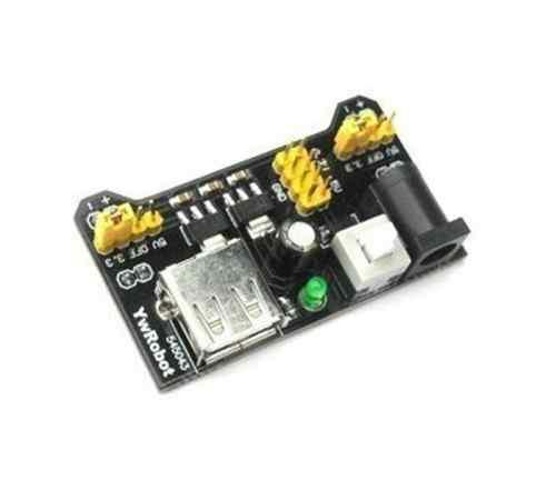 Блок питания 3.3V/5V для макетной платы и Arduino