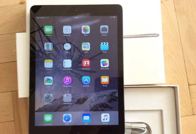 iPad Air 128Gb Wi-Fi Cellular LTE Симка Комплект