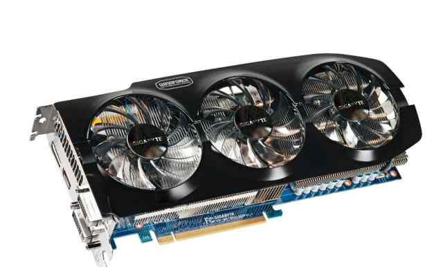 Nvidia GTX 670 Gigabyte