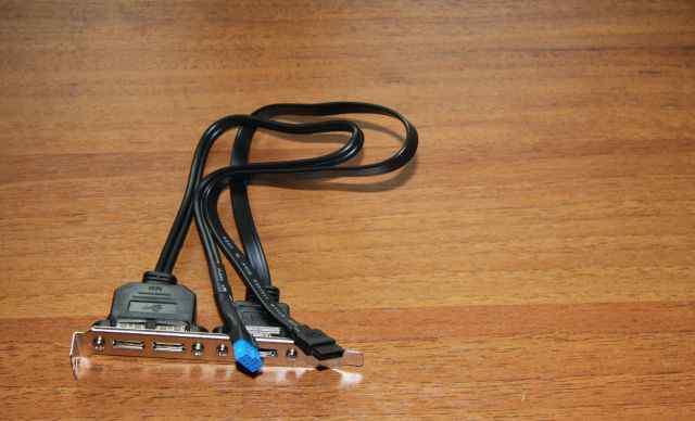 Контроллер e-sata 2 usb 2.0