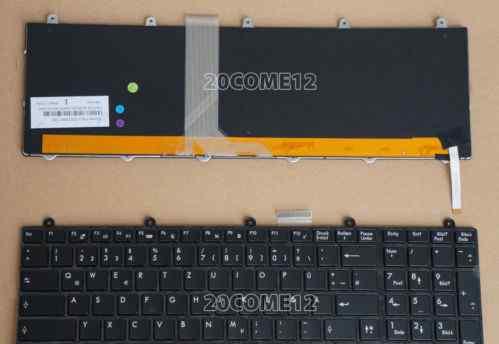 Клавиатура для MSI GT780 (MS-1761) с подсветкой