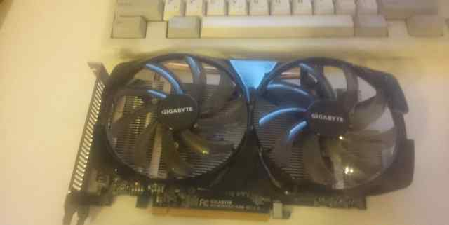 2Gb Gigabyte Radeon HD7850 (GV-R785OC-2GD)