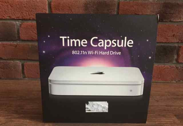 Apple Time Capsule 1.5TB