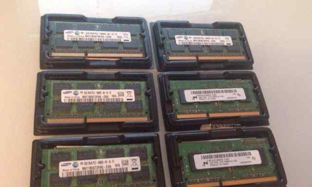 Оперативная память 2Gb