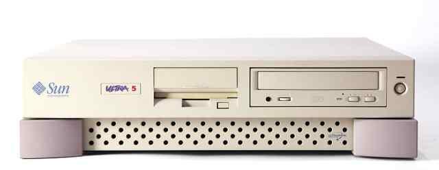 Промышленный компьютер SUN Microsystems Ultra 5