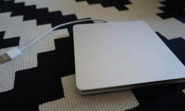 Apple MacBook дисковод