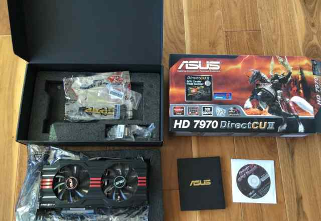 Asus Radeon HD 7970 3Gb