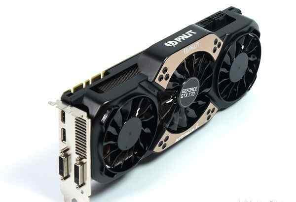Palit GeForce 770 gtx 4gb