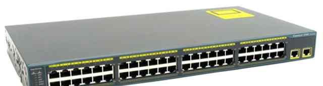 Коммутатор Свитч Cisco c2960-48tt-l