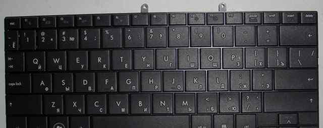Клавиатура для ноутбука HP mini 110