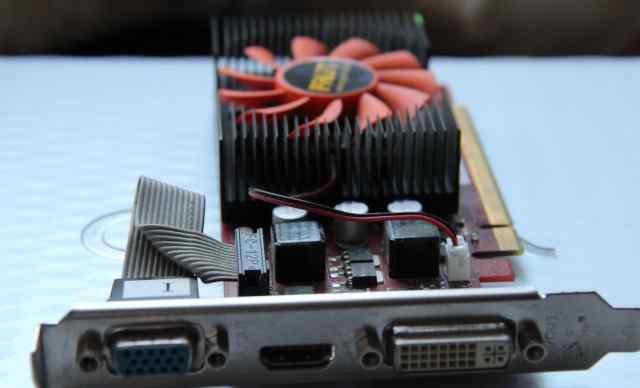 Видеокарта 1024Mb PCI-E Palit GeForce GT430 DDR3