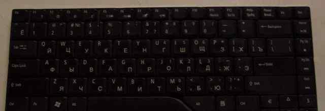 Клавиатура Acer Aspire 5730