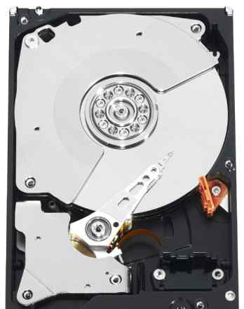 Western Digital WD5003abyx 3.5