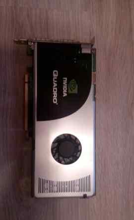Nvidia QuadroFX 3700