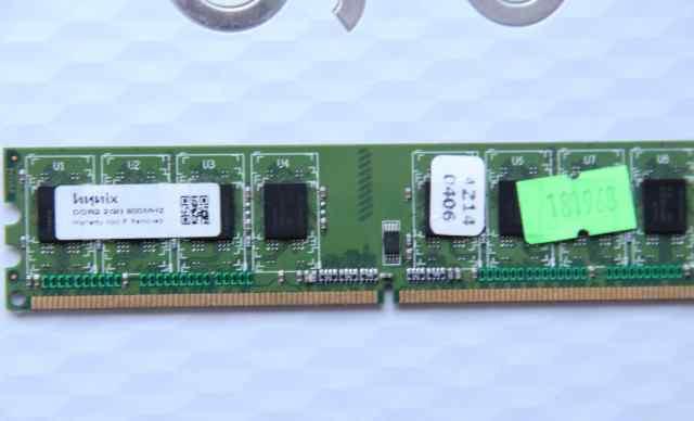 Hynix DDR2 2Gb, PC6400, dimm, 8