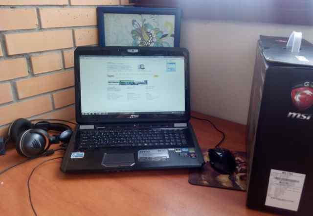 Игровой ноутбук MSI GT70 0NC-481RU