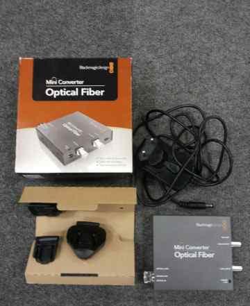 Mini Converter - Optical Fiber