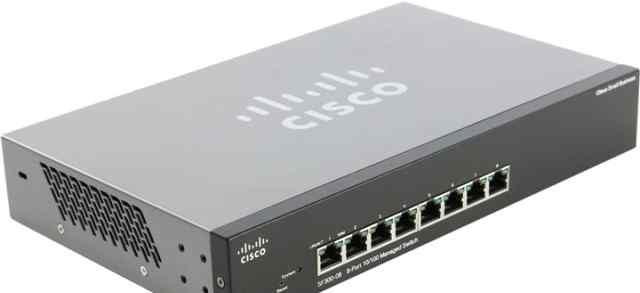 Cisco SF300-08 Управляемый коммутатор (switch)