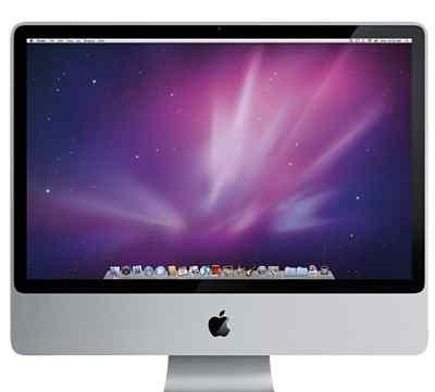 Моноблок Apple iMac 24 2009 год