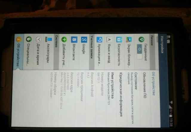 Samsung galaxy tab 3 7дюймов 3G