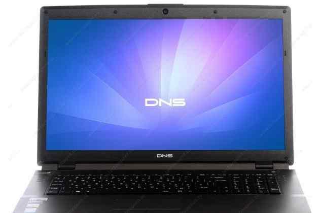 Игровой ноутбук DNS 17