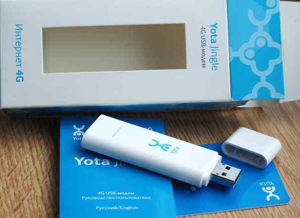 4G USB Modem Yota
