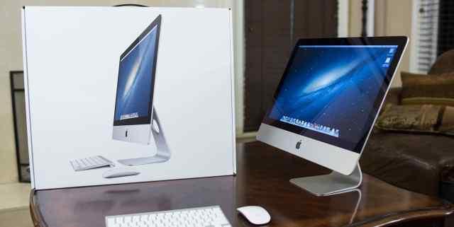 iMac 21 Дюйм