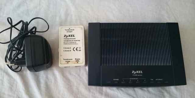 Роутер zyxel P660HT2 EE