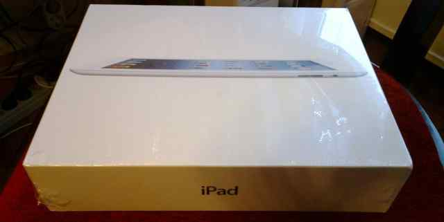 iPad Wi-Fi Cellular 16 GB White