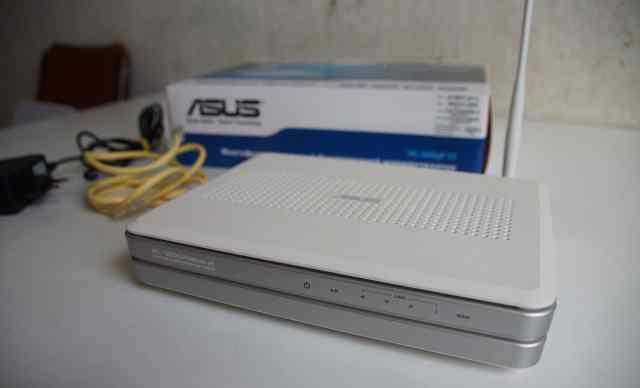 Asus WL-500G Premium v2